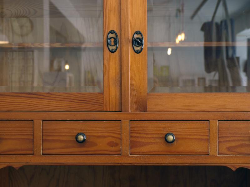 ruempelstilzchen k chenbuffet 40er. Black Bedroom Furniture Sets. Home Design Ideas