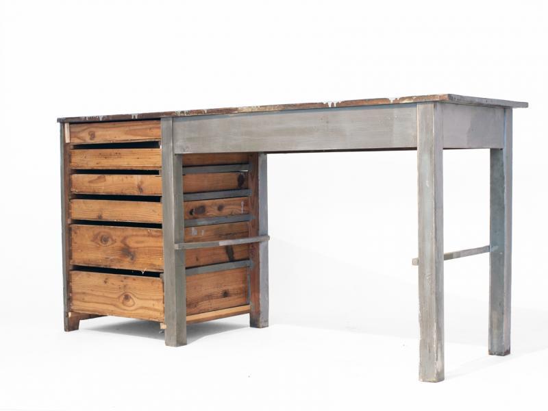 Schreibtisch industrial  Ruempelstilzchen | Schreibtisch | Industrial