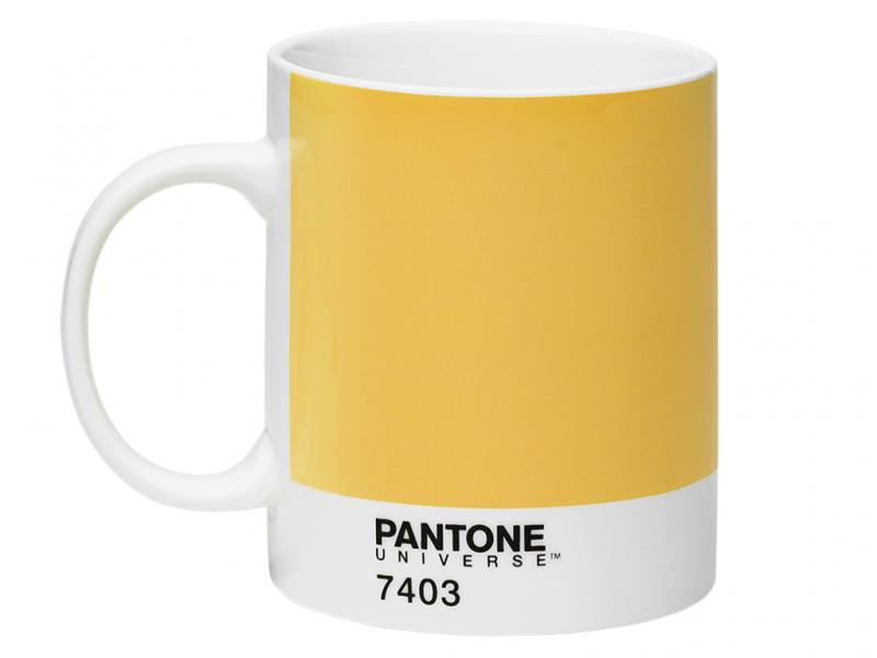 Pantone Mug | 7403 Light Yellow