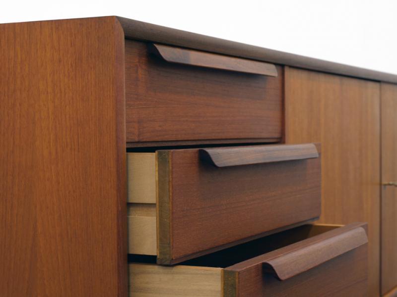 ruempelstilzchen sideboard teak wk m bel. Black Bedroom Furniture Sets. Home Design Ideas