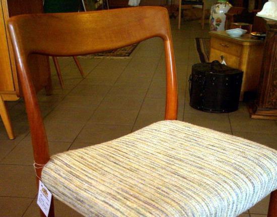 ruempelstilzchen 4 st hle teakholz d nisches design. Black Bedroom Furniture Sets. Home Design Ideas
