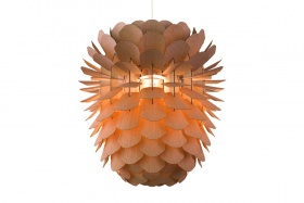 Zappy Oak small | the living lamp | Schneid