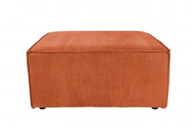Hocker | James von Zuiver | orange