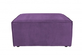 Hocker | James von Zuiver | purple