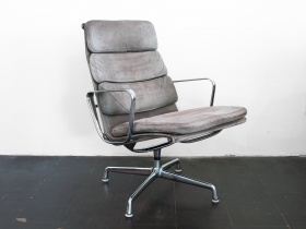 Soft Pad Alu Chair | EA 216 | Eames