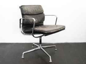 Soft Pad Alu Chair | EA 208 | Eames
