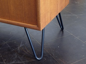 Kommode | Teak | Hairpin Legs