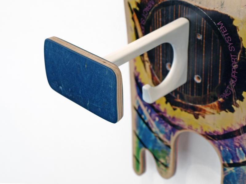 2nd Life Decks | Garderobe | Color Run | Blue