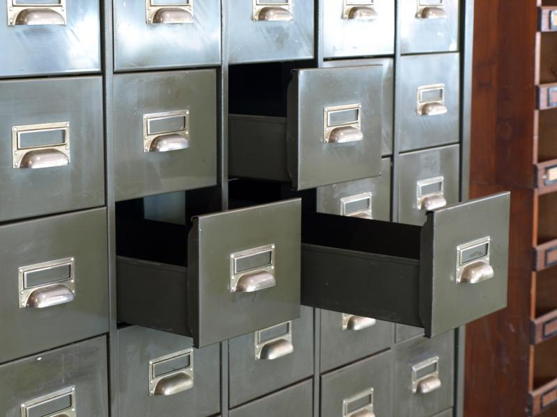 Ruempelstilzchen | Schubladenschrank | Metall | Industrial