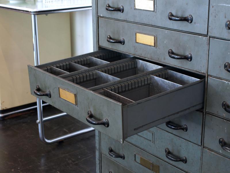 Ruempelstilzchen | Schubladenschrank | Metall | Anker Werke