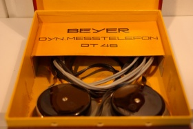 Beyer Dynamic / DT48 / Headset / Dynamisches Messtelefon