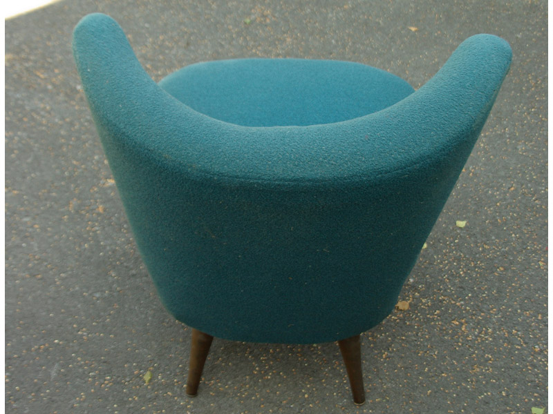 Cocktailsessel blau  Ruempelstilzchen | Cocktailsessel / Blau