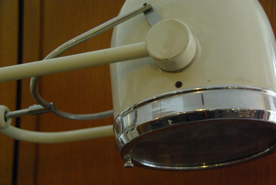 alte op lampe