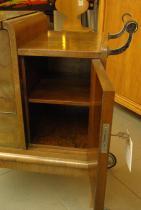 ruempelstilzchen kleiner barwagen art deco. Black Bedroom Furniture Sets. Home Design Ideas