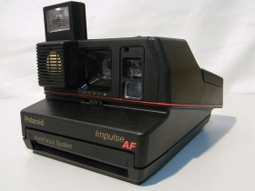 Sofortbildkamera Polaroid Impulse Autofokus