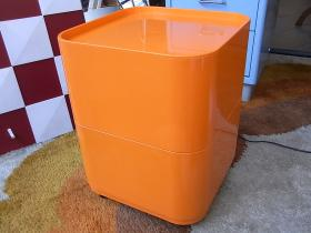Kartell Container | A.C.Ferrieri | 70er