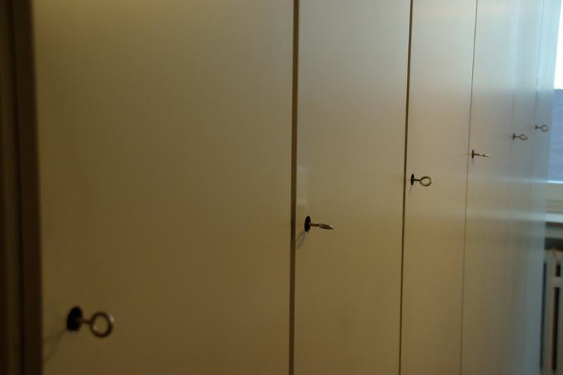 Ruempelstilzchen 6 Türiger Interlübke Kleiderschrank 70er Jahre